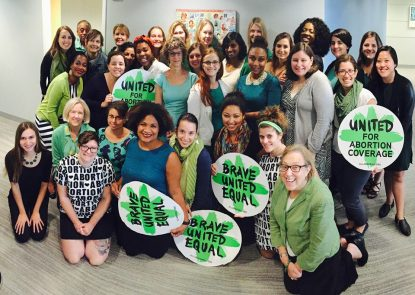 NWLC is #United4Coverage #BeBoldEndHyde